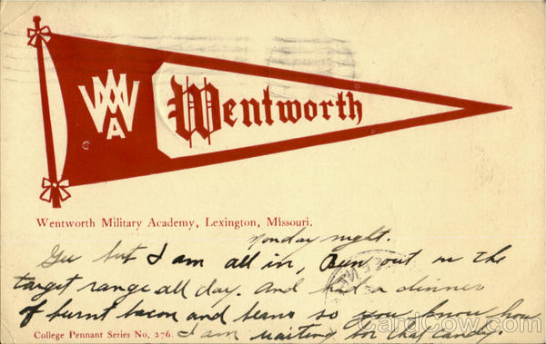 Wentworth Military Academy Lexington Missouri