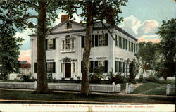 Gay Mansion, Home Of Gideon Granger