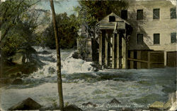 The Old Mill Challahoochee River