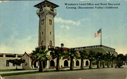 Woodson'S Land Office And Hotel Maywood
