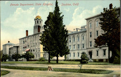 Female Department, State Hospital