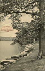 Lake Waban, View Along the Short, Wellesley College