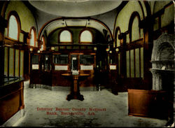 Interior Benton County National Bank