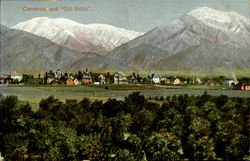 "Claremont And ""Old Baldy"""