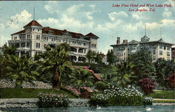 Lake View Hotel And West Lake Park