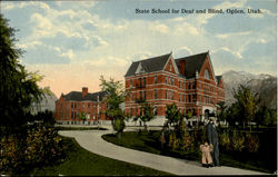 State School For Deaf And Blind
