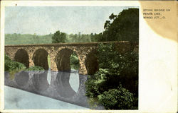 Stone Bridge On Penna Line