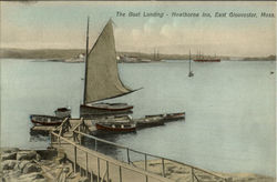 The Boat Landing - Hawthorne Inn