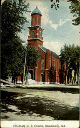 Contenary M. E. Church