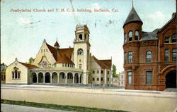 Presbyterian Church & Y.M.C.A. Building