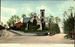 Christ Presbyterian Church And Lovers Lane