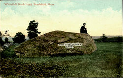 Whitefield Rock (1740) Postcard