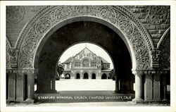 Stanford Memorial Church, Stanford University