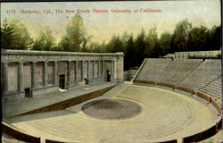 The New Greek Theatre University Of California