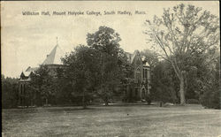Williston Hall, Mount Holyoke College