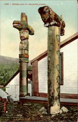 Totems And Ft.Wrangell