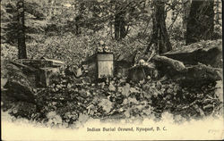 Indian Burial Grounds