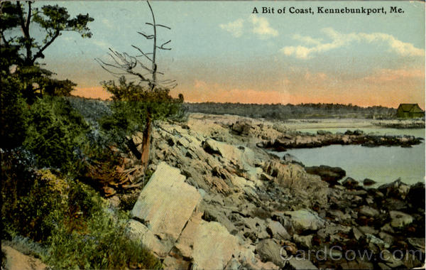 A Bit Of Coast Kennebunkport Maine