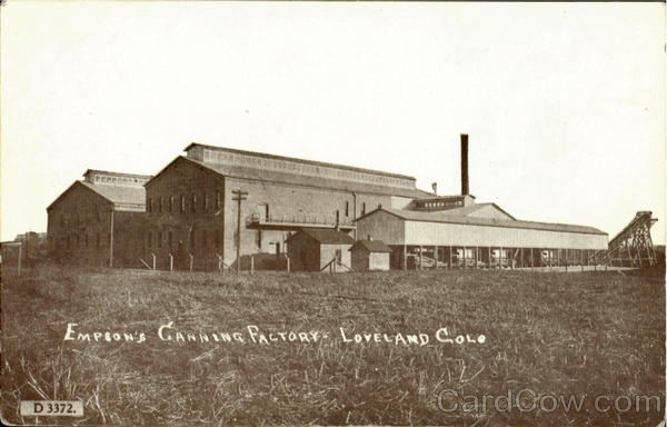 Empson 39 s ganning factory loveland co for T shirt printing loveland co