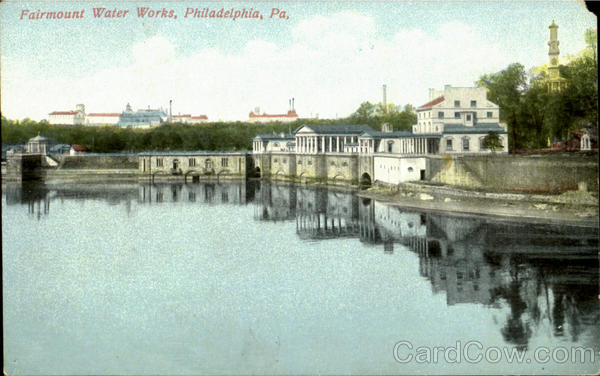 Fairmount Water Works Philadelphia Pennsylvania