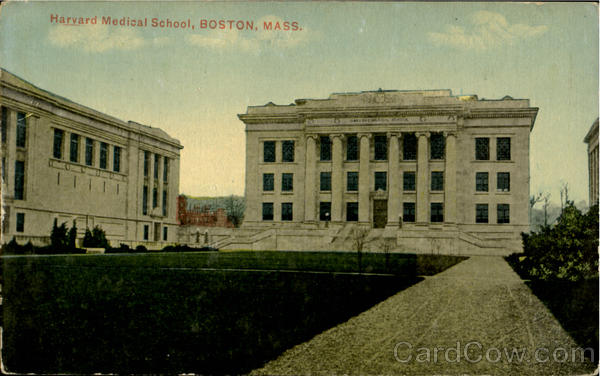 Harvard Medical School Boston Massachusetts