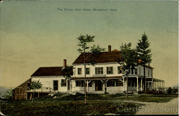 The Golden Glow Hotel Middlefield Massachusetts