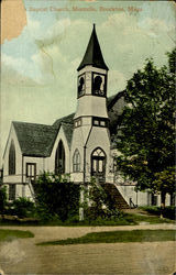Baptist Church,Montello