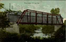 Twin Bridges