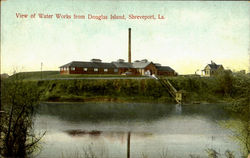 View Of Water Works From Douglas Island