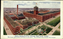 Sears, Roebuck & Co., Chicago, Mail Order House