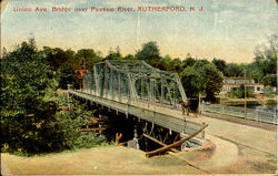 Union Ave. Bridge Over Passaic River