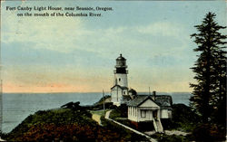 Fort Canby Light House