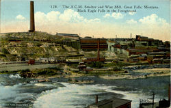 The A.C.M. Smelter And Wire Mill