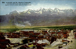 Leadville And Mt. Massive