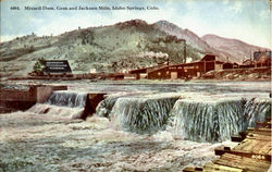 Mixsell Dam, Gem And Jackson Mills