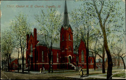 Kimber M. E. Church Postcard