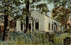 Old Goose Church (Episcopal) Built 1613