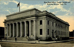 New Post Office, Corner George And Princess Streets