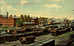 A View Of Some Of The Potteries