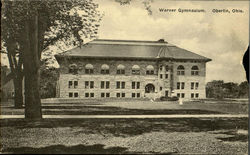 Warner Gymnasium Postcard