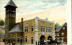 Centrel Fire Station