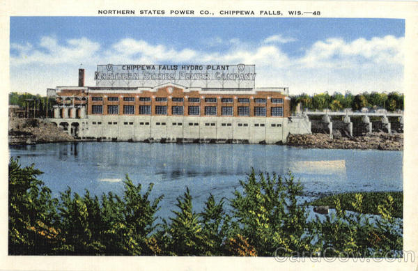 Northern States Power Co Chippewa Falls Wisconsin