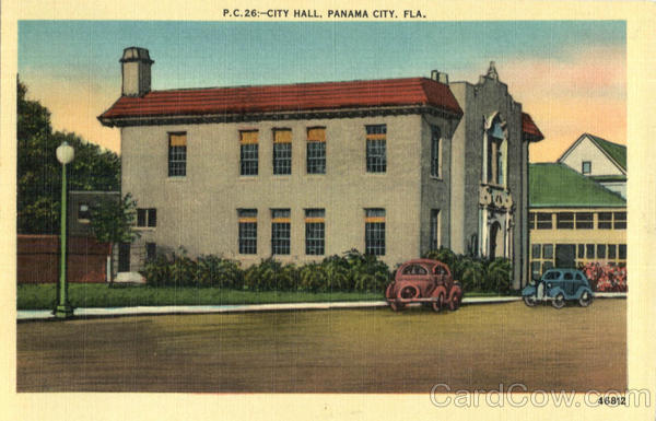City Hall Panama City Florida