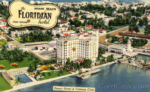 The Floridian Hotel Miami Beach Florida