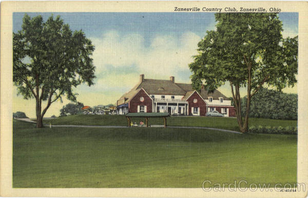 Zanesville Country Club Ohio