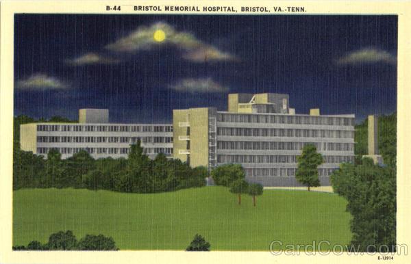 Bristol Memorial Hospital Virginia