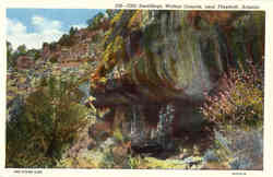 Cliff Dwellings, Walnut Canyon