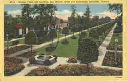 Orange Vista and Gardens, San Marcos Hotel and Bungalows
