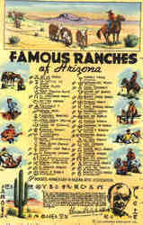 Famous Ranches of Arizona