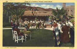 Fiesta at a Southern Arizona Guest Ranch